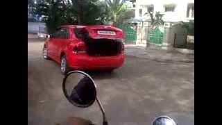 Volkswagen Vento's Trunk.....Hilarious..!! ....Hahaha!!!...!! Rofl