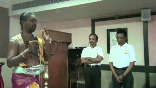 Irugur Swamigal On Heritage Conservation