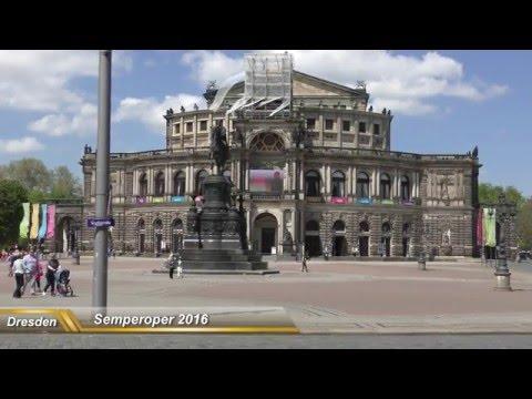 Dresden Semperoper 2016