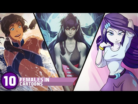Top 10 Best Females In Cartoons from YouTube · Duration:  11 minutes 20 seconds