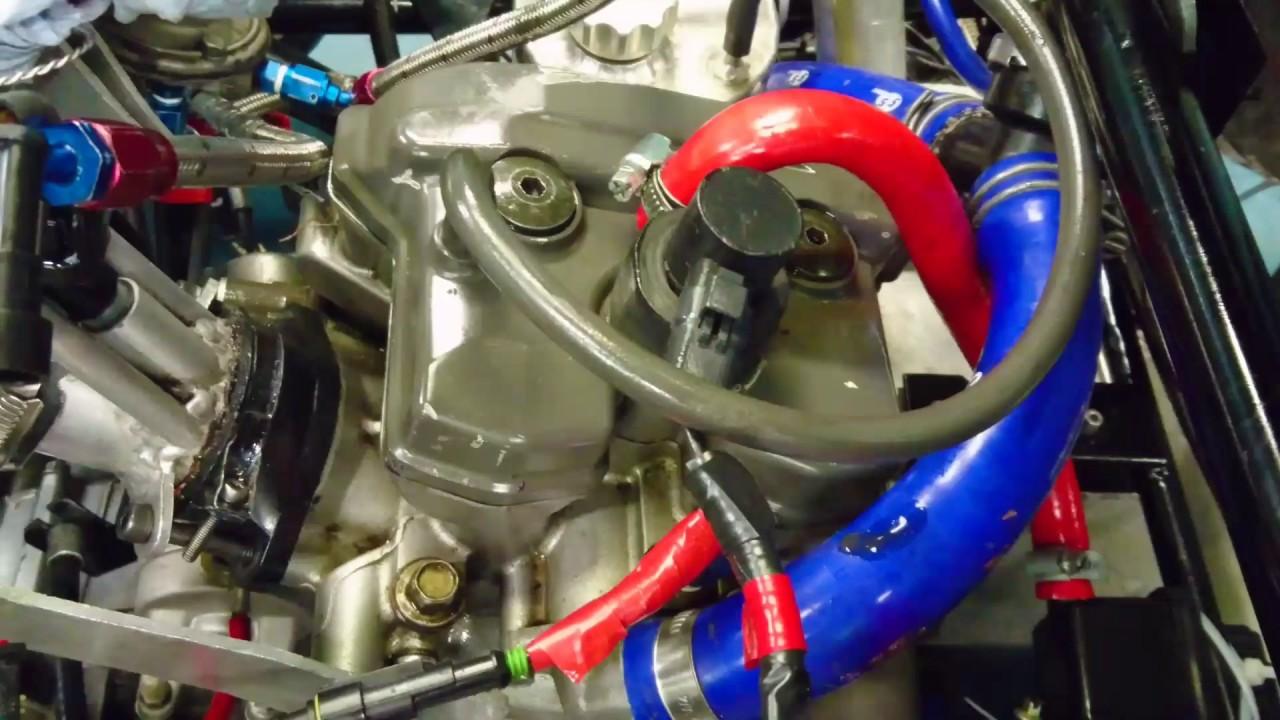Suzuki ltr 450 engine problem  YouTube