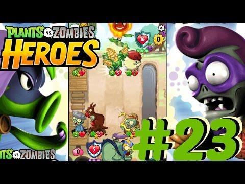 Plants vs Zombies Heroes Epic Walkthrough - Ranked Match - Bronze League Level 7