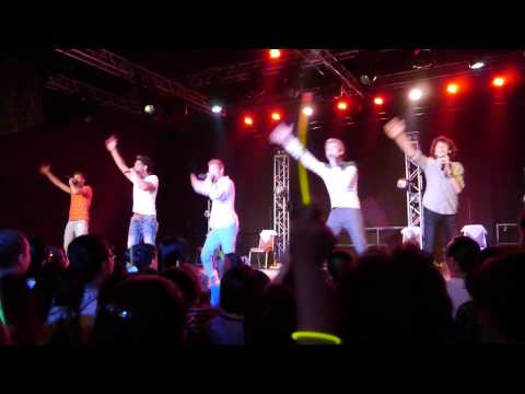 Beyond 5 Live in Hong Kong: All Around The World Tour 1