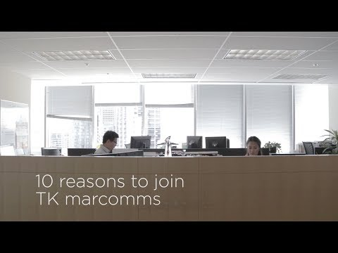 10 Reasons to Join the Teekay MarComms Team