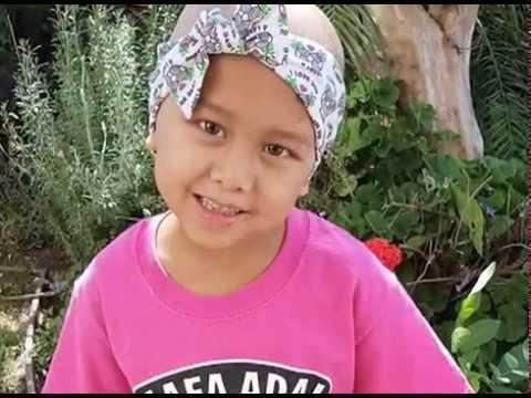 Young cancer warrior Arisa San Nicolas passes away