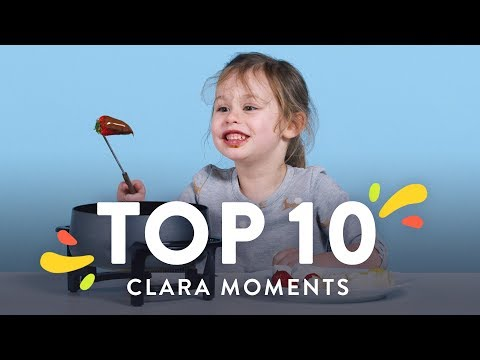Top 10 Clara Moments | Top 10 | HiHo Kids