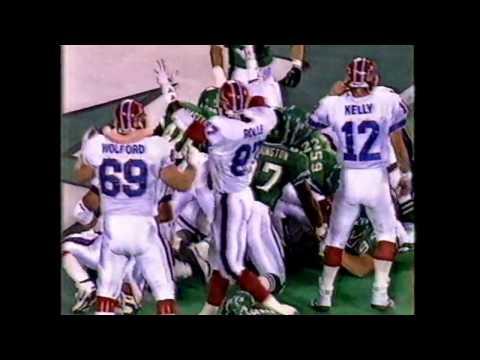 Every Bills TD 1990-1999