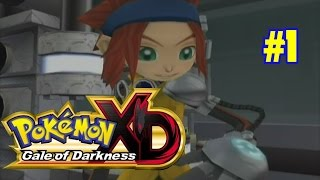 Speedster Plays Pokemon XD: Gale of Darkness #1- Learn to speak better