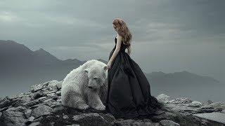 Lost in Mountains | Photoshop Fantasy Photo Manipulation Tutorial