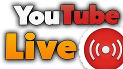 YouTube Livestreams einrichten und starten (Tutorial)