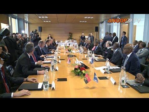 França: Angola encaixa mais de EUR mil milhões em acordos