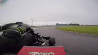 BDOC Round 2 Heat 3 - Rotax Max - Boyndie Video