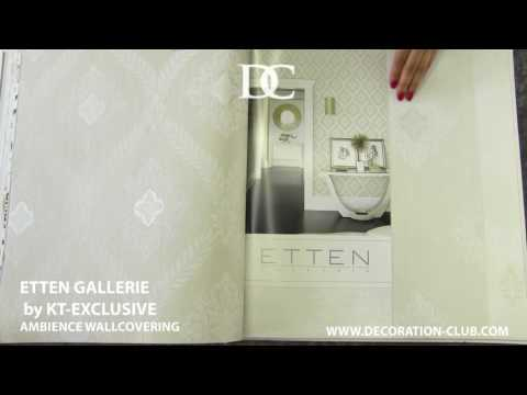 Обои KT Exclusive Etten Ambience Wallcoverings