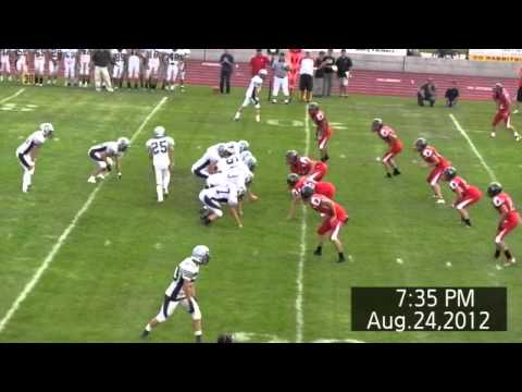 Jesse Rhodes Senior Highlights