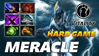 MERACLE RAZOR | HARD GAME | Dota 2 Pro Gameplay