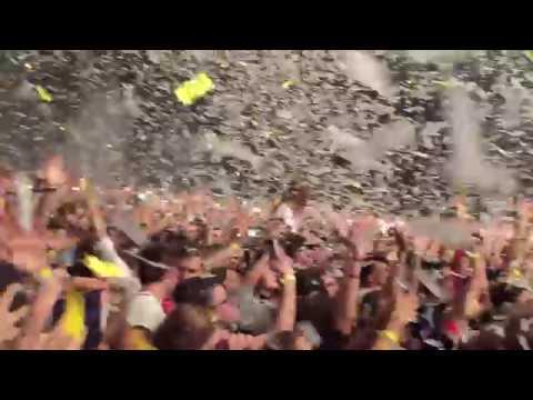Martin Garrix live Kraków Poland 2016 - In the name of love - zakończenie
