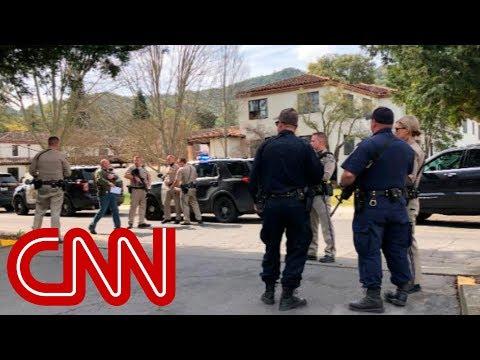 Gunfire reported at California veterans home