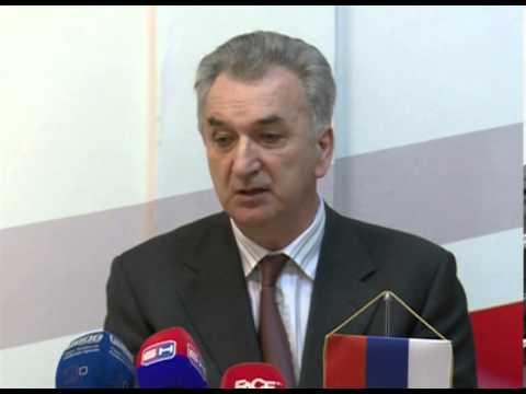Mirko Sarovic-konferencija za novinare