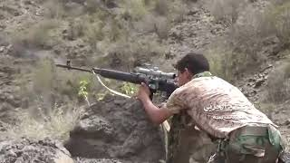 اليمن: مناورة تدريبية للجيش واللجان الشعبية بعنوان الشعار سلاح وموقف