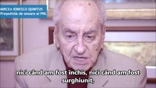 STIRIPESURSE.RO Mircea Ionescu Quintus atac dur la Tariceanu
