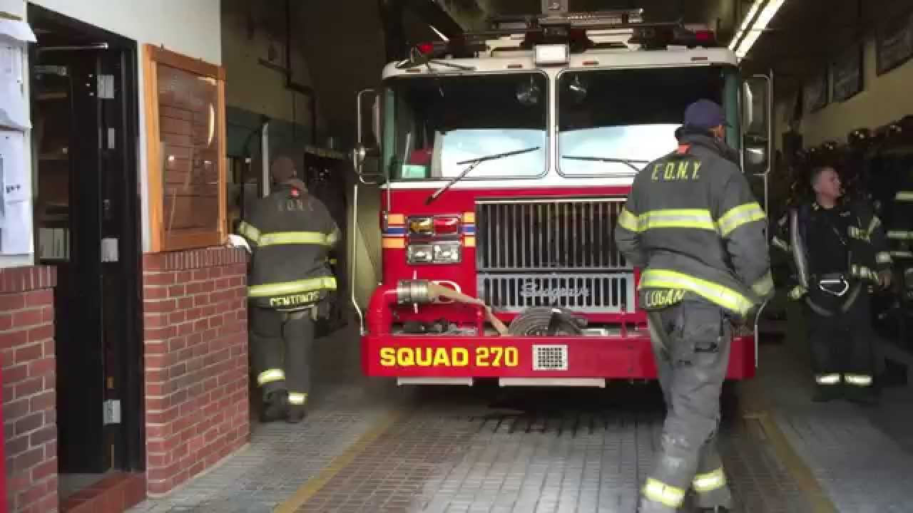 FDNY Squad 270 Responds 01   12-31-15 FDNY Responded to a wo…   Flickr