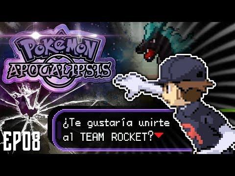 ¿Me UNO al TEAM ROCKET?   Pokémon APOCALIPSIS #8