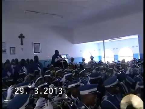 father masango sj john Lesotho