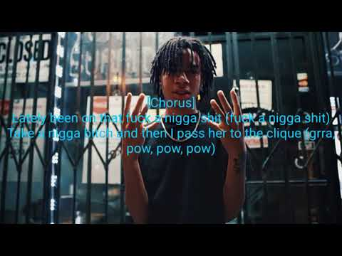 YBN Nahmir - Bounce Out With That (LYRICS)