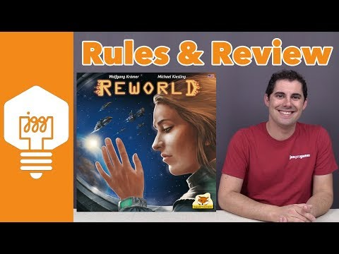 Reworld Review - JonGetsGames