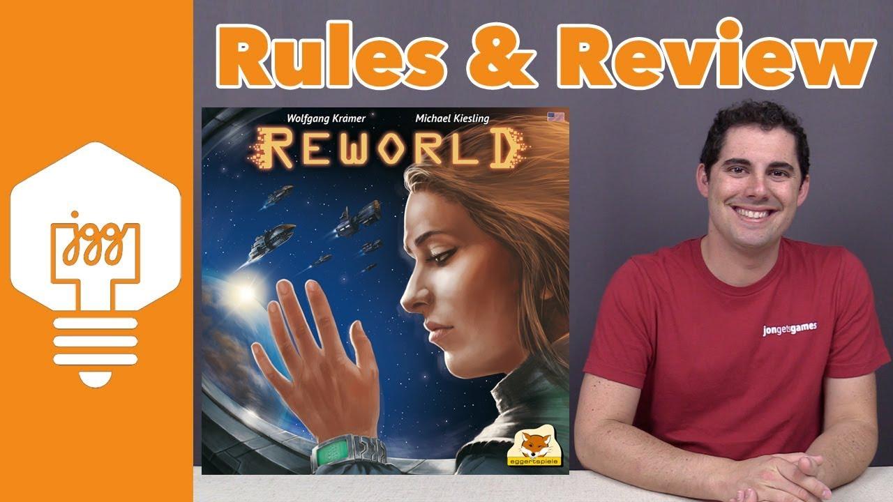 Reworld Review – JonGetsGames