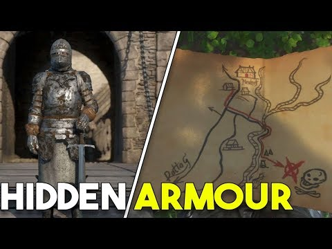 How To Find ALL Secret Armour And Items! - Kingdom Come Deliverance TUTORIAL