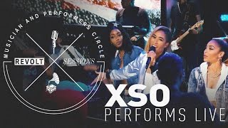 Gambar cover XSO Performs Live   REVOLT Sessions