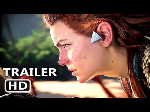 HORIZON ZERO DAWN 2 Official Trailer (2020) Horizon Forbidden West PS5 Game HD