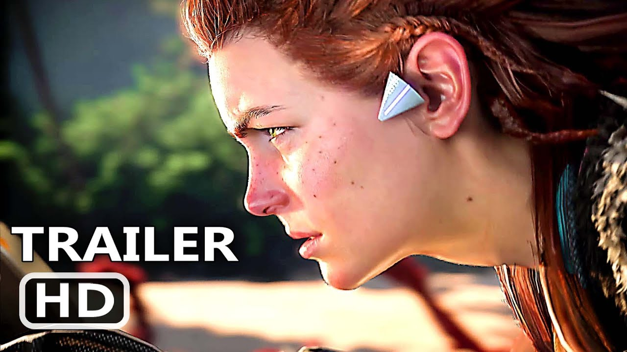 HORIZON ZERO DAWN 2 Official Trailer (2020) Horizon Forbidden West PS5 Game HD thumbnail
