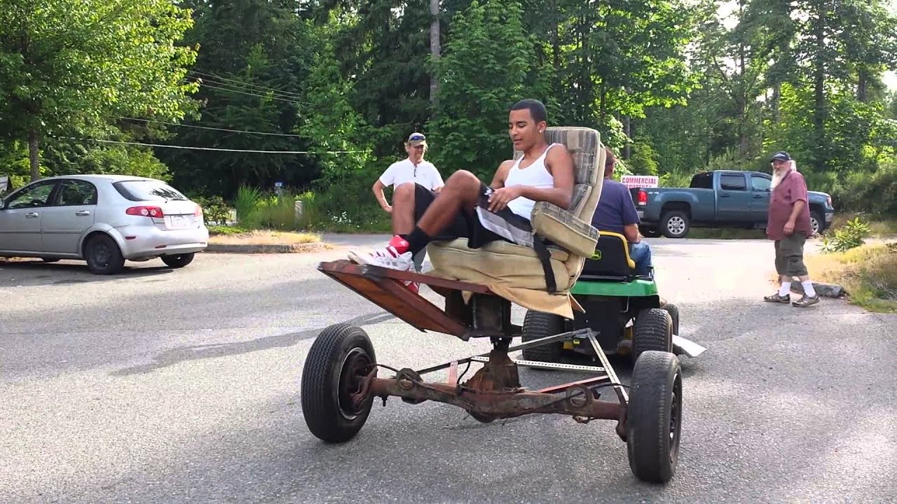 HOMEMADE REDNECK RIDE Must watch  YouTube