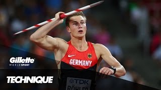 Baixar - How To Throw The Perfect Javelin With Olympic Champion Thomas Röhler Gillette World Sport Grátis