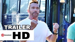 Killing Gunther Official Trailer #1 (2017) Arnold Schwarzenegger Action Comedy -Youtube- LHB Movies