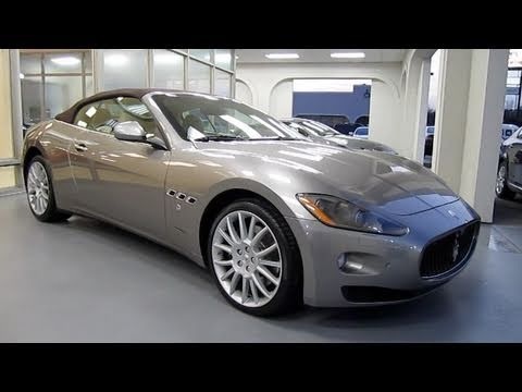 2011 Maserati Gran Turismo C Start Up, Exhaust, and In Depth Tour