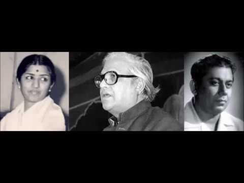 BHAUJI (1965, Bhojpuri) - Ae chanda mama aare aawa paare aawa - Lata Mangeshkar
