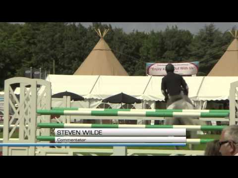 Showjumping - International Stairway Series Royal Norfolk