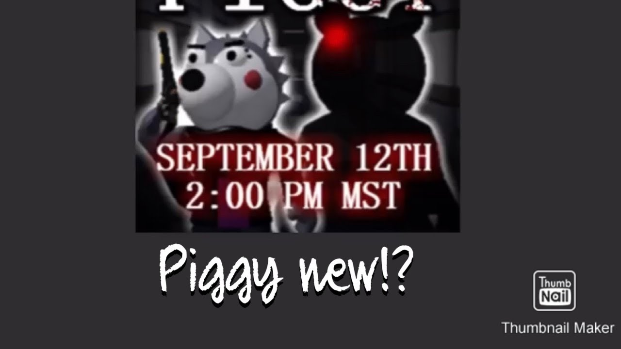 Roblox Piggy Game Icon Roblox Piggy Changed There Game Icon O Roblox Piggy Youtube