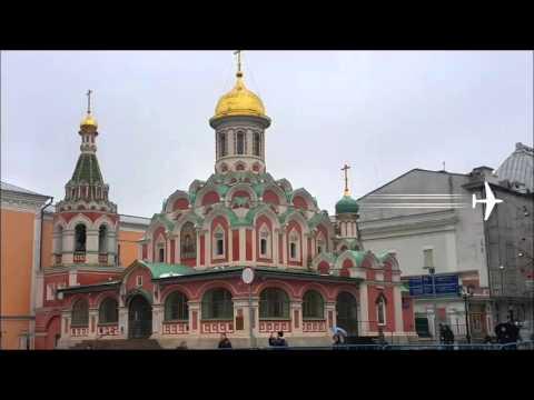 러시아 여행 - 잠시 들린 모스크바(Moscow)