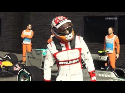F1™ 2015 Jules Bianchi race at Austin Texas
