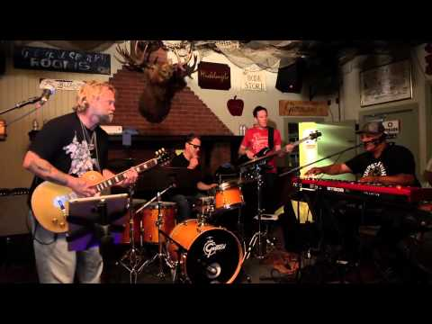 Dragon Smoke Special Edition feat Anders Osborne- Marmalade (Maguire's- 6/27/13)