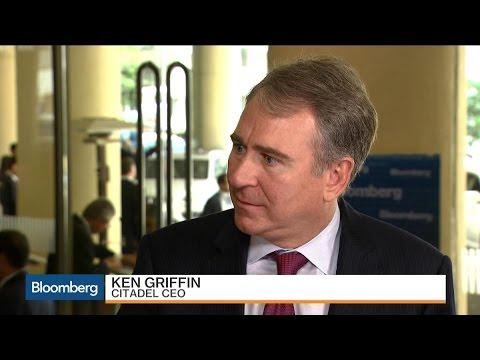 Citadel CEO Ken Griffin on Hedge Funds, Financial Regulation