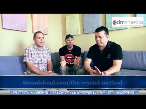 The Crystal Method Interview With EDM America TV