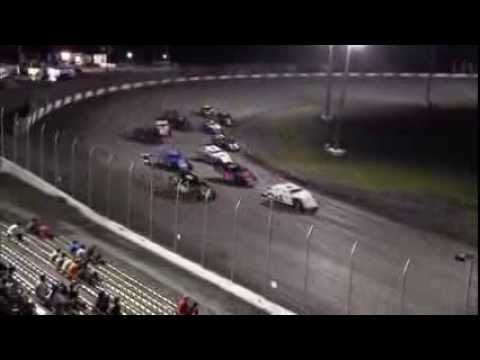Lakeside Speedway A Modified FEATURE 06-06-2014
