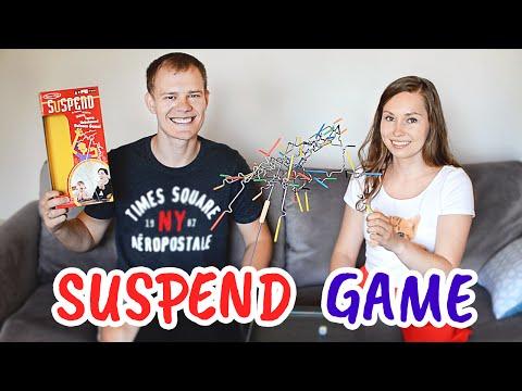 SUSPEND GAME CHALLENGE + наказание // ВЫЗОВ Поймай Равновесие
