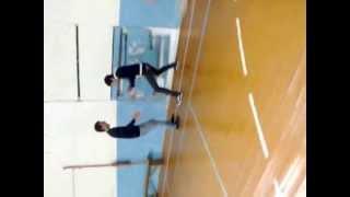 Обычный урок физкультуры в Дагестане