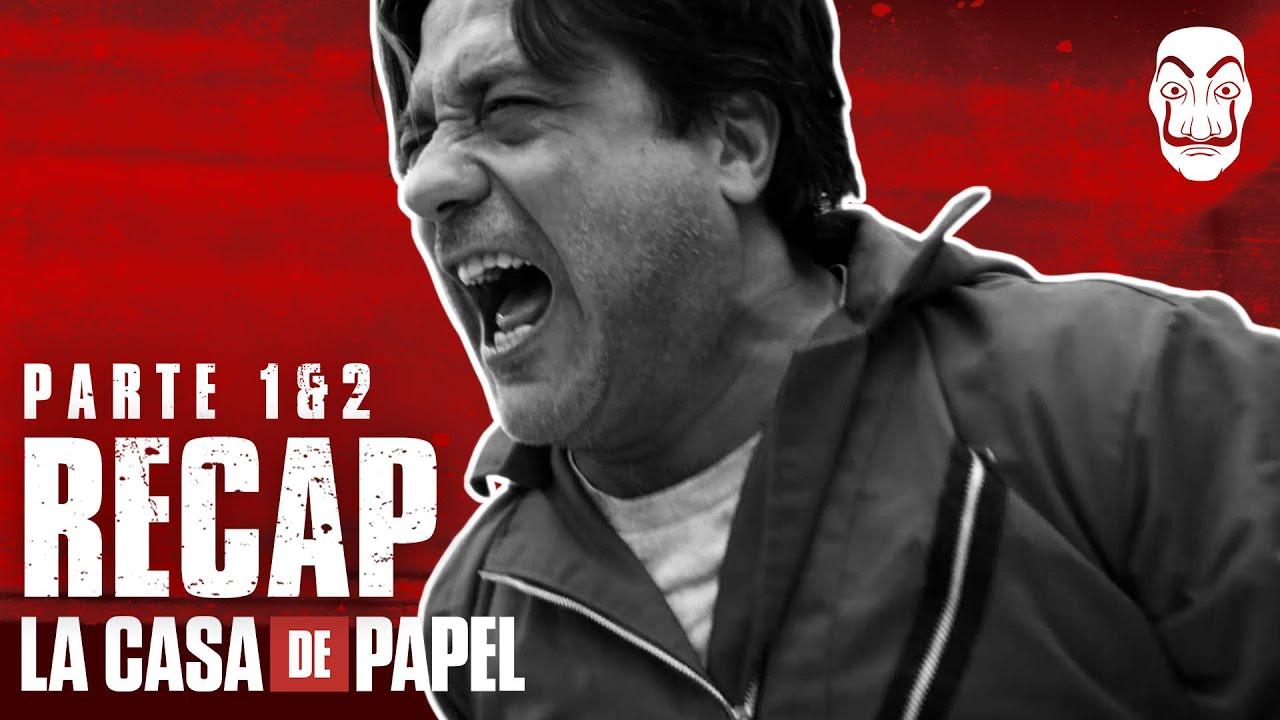 La Casa de Papel | Arturito resume las partes 1 & 2| Netflix